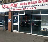 Car Valeting in York